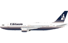 ARD 200 1:200 Britannia Airways Boeing B767-200(ER) 'Lord Horatio Nelson' G-BRIF (ARD762BT01)