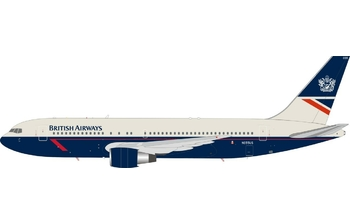 ARD 200 1:200 British Airways Boeing B767-200(ER) 'Landor' N655US (ARDBA12)
