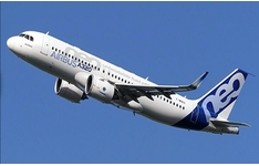 Aviation 200 1:200 Airbus Industries Airbus A320-200 NEO 'Roll-Out' F-WNEO (AV2040)