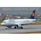 Aviation 200 1:200 Lufthansa Airbus A320-200 NEO 'Delivery' D-AINA (WB2005)
