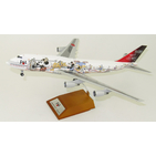 JC Wings 1:200 JAL Japan Airlines Boeing B747-400D 'Dream Express 21 No. 1 - Friends' JA8908 (BBOX2534)