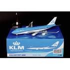 JC Wings 1:200 KLM Royal Dutch Airlines Boeing B747-400 'City of Tokyo' New Colours PH-BFT (BBOX2527)