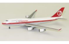 BigBird 400 Your Craftsman 1:400 Malaysia Airlines Boeing B747-400 'Retro' 9M-MPP (BB4-2016-002)