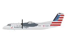 Gemini Jets 1:200 American Eagle (Piedmont Airlines) de Havilland 'Dash-8' DHC-8-300 'New Colours' N329EN (G2AAL853)