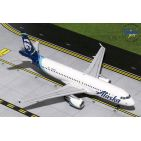 Gemini Jets 1:200 Alaska Airlines Airbus A320-200 'New Colours' N625VA (G2ASA737)