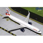 Gemini Jets 1:200 British Airways Airbus A321-200 NEO G-NEOP (G2BAW802)