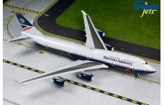 Gemini Jets 1:200 British Airways Boeing B747-400 'Landor - Retro' G-BNLY (G2BAW840)