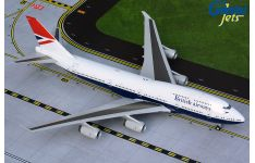 Gemini Jets 1:200 British Airways Boeing B747-400 'Negus - Retro' G-CIVB (G2BAW841)