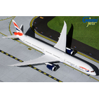Gemini Jets 1:200 British Airways Boeing B787-10 Dreamliner 'Delivery' G-ZBLA (G2BAW904)