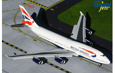 Gemini Jets 1:200 British Airways Boeing B747-400 'Flaps Down' G-CIVN (G2BAW906F)