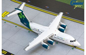 Gemini Jets 1:200 Aer Lingus British Aerospace Avro RJ85 'New Colours' EI-RJI (G2EIN870)