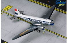 Gemini Jets 1:200 KLM Royal Dutch Airlines Douglas DC-3 PH-DAZ (G2KLM843)