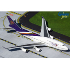 Gemini Jets 1:200 Thai Airways International Boeing B747-400 'Thepprasit - Flaps Up' HS-TGP (G2THA866)