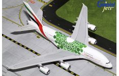 Gemini Jets 1:200 Emirates Airbus A380-800 'Expo 2020 - Green' A6-EEW (G2UAE774)