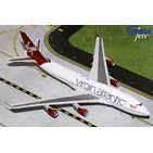 Gemini Jets 1:200 Virgin Atlantic Boeing B747-400 'Tinker Belle - Flaps Up' G-VBIG (G2VIR766)