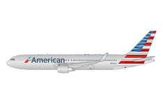 Gemini Jets 1:400 American Airlines Boeing B767-300(ER)w 'New Colours' N392AN (GJAAL1866)