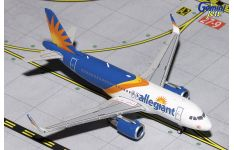 Gemini Jets 1:400 Allegiant Air Airbus A319-100SL 'New Colours' (GJAAY1658)