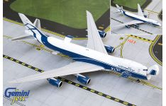 Gemini Jets 1:400 AirBridgeCargo Boeing B747-800F 'Optional Doors Open/Closed Configuration' VP-BBY (GJABW1895)