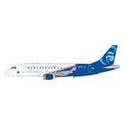 Gemini Jets 1:400 Alaska Airlines (Horizon Air) Embraer ERJ-175LR 'Honoring Those Who Serve' N651QX (GJASA1906)