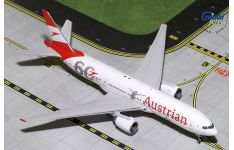 Gemini Jets 1:400 Austrian Airlines Boeing B777-200(ER) '60 Years Flying' OE-LPF (GJAUA1814)