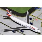 Gemini Jets 1:400 British Airways Boeing B747-400 G-BYGF (GJBAW1792)