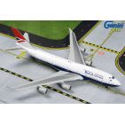 Gemini Jets 1:400 British Airways Boeing B747-400 'Negus - Retro' G-CIVB (GJBAW1858)