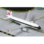 Gemini Jets 1:400 British Airways Airbus A319-100 'BEA - Retro' G-EUPJ (GJBAW1859)