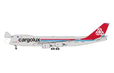 Gemini Jets 1:400 Cargolux Airlines International Boeing B747-8F 'Optional Doors Open/Closed Configuration' LX-VCA (GJCLX1896)