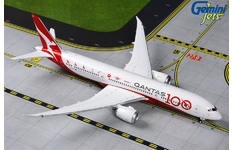 Gemini Jets 1:400 Qantas Airways Boeing B787-900 Dreamliner '100th Anniversary of Qantas' VH-ZNJ (GJQFA1902)
