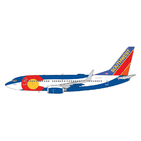 Gemini Jets 1:400 Southwest Airlines Boeing B737-700w 'Colorado One' N230WN (GJSWA1412)