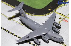 Gemini Jets MACS 1:400 United States Air Force (USAF) Boeing C-17 Globemaster III 'Charlotte Air National Guard' 00-0183 (GMUSA085)