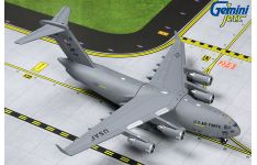 Gemini Jets MACS 1:400 United States Air Force (USAF) Boeing C-17 Globemaster III 'Alaska Air National Guard' 00-0185 (GMUSA087)