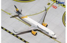 Gemini Jets 1:400 Thomas Cook Airlines Airbus A321-200SL 'New Colours' G-TCDC (GJTCX1431)