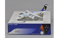 JC Wings 1:200 Ansett New Zealand BAe 146-300 'Star Trust' ZK-NZJ (XX2004)