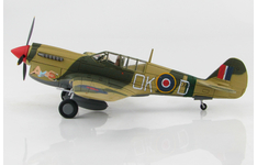 Hobby Master 1:72 Royal Australian Air Force (RAAF) Curtiss P-40N Kittyhawk Mk. IV 'No Orchids', 450 Sqn., Vasto, Italy 1944 FX-835 OK-D (HA5508)