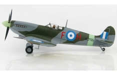 Hobby Master 1:48 Hellenic Air Force (Greece Air Force) Supermarine Spitfire Mk. IX, 335th Sqn., Sedes Air Base, Greece 1947 MJ755 (HA8322)