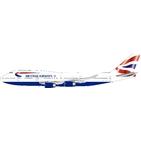 InFlight 200 1:200 British Airways Boeing B747-400 G-CIVF (ARDBA05)