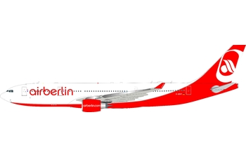 InFlight 200 1:200 Air Berlin Airbus A330-200 'New Colours' D-ABXF (IF332AB001)