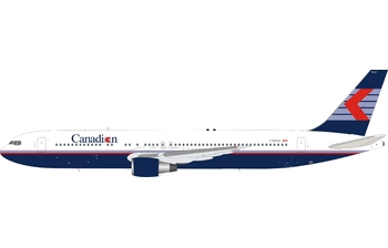 InFlight 200 1:200 Canadian Airlines International Boeing B767-300(ER) C-GSCA (B-763-CP-SCA)