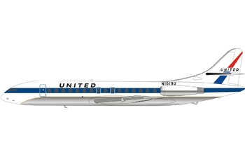 InFlight 200 1:200 United Airlines Sud Aviation SE210 Caravelle VI-R N1019U (IF210UA1218)
