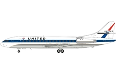 InFlight 200 1:200 United Airlines Sud Aviation SE 210 Caravelle VI-R N1006U (IF210UA1220)