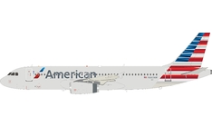 InFlight 200 1:200 American Airlines Airbus A320-200 'New Colours' N667AW (IF320AA1120)