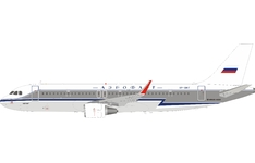 InFlight 200 1:200 Aeroflot - Russian Airlines Airbus A320-200S 'Retro' VP-BNT (IF320SU0818)