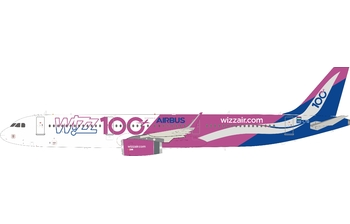 InFlight 200 1:200 Wizz Air Airbus A321-200S '100th Airbus' HA-LTD (IF321W60919)