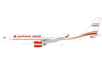 InFlight 200 1:200 Canada 3000 Airlines Airbus A330-200 C-GGWD (IF332270119)
