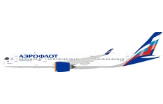 JC Wings 1:200 Aeroflot - Russian Airlines Airbus A350-900 XWB 'Delivery - Flaps Up' VQ-BFY (XX2430)