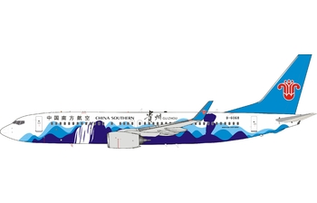 InFlight 200 1:200 China Southern Airlines Boeing B737-800w 'Guizhou' B-6068 (IF738CZ001)