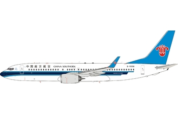 InFlight 200 1:200 China Southern Airlines Boeing B737-800w B-5598 (IF738CZ002)