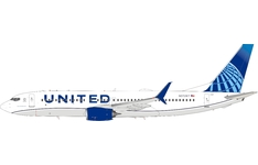 InFlight 200 1:200 United Airlines Boeing B737-800S 'New Colours' N37267 (IF738UA0619)