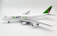 InFlight 200 1:200 ACT Airlines Boeing B747-400F TC-ACF (IF7449T1220)